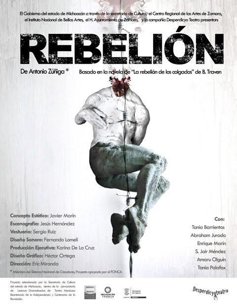 Poster michoacan chico