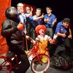 Sonríe en Carretera 45 Teatro: (Primera temporada)