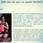 """Crítica a """"Lo que soñé…"""" en Escuela del Espectador por Aurora Ares:"""