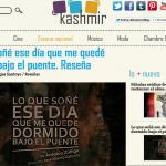 """Reseña """"Lo que soñé"""" por Cyntia Venegas en kashmir:"""