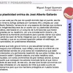 """Crítica a """"Lo que soñé"""" por Miguel Ángel Quemain en La Jornada:"""