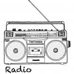 """Entrevista en """"La Radio 105 FM mar del Plata"""":"""