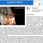 """Crítica a """"Lo que soñé"""" por Francisco Turón:"""