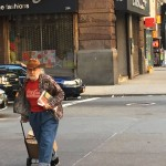 Gente rara que vi en Nueva York:
