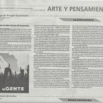 La Gente en La Jornada, por Miguel Ángel Quemain: