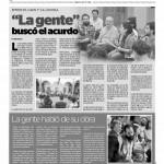 La Gente en Durango notas de prensa: