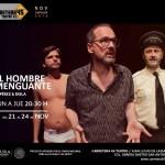 El Hombre Menguante, en Carretera 45 Teatro: