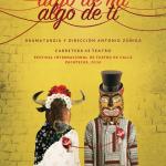 Algo de mi, algo de ti, en el Festival de Teatro de Calle de Zacatecas: