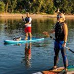 El día que hice paddle surf por el Danubio:
